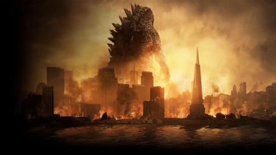 Godzilla (2014) Image
