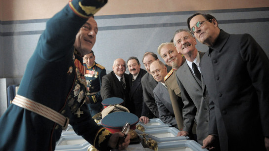 The Death of Stalin (2018) Image
