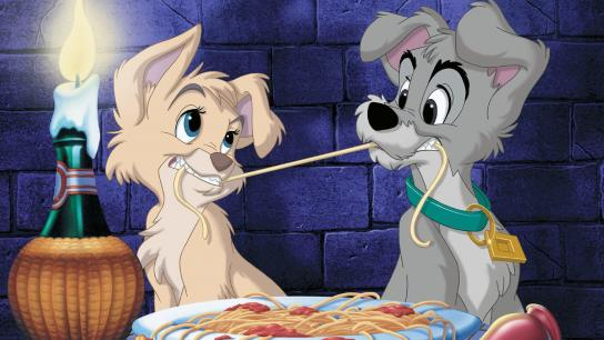 Lady and the Tramp II: Scamp's Adventure (2001) Image