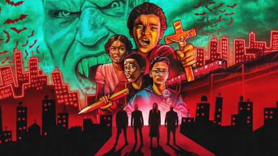 Vampires vs. the Bronx (2020) Image