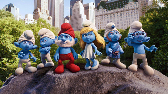The Smurfs (2011) Image