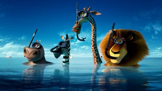 Madagascar 3: Europe's Most Wanted (2012) Image