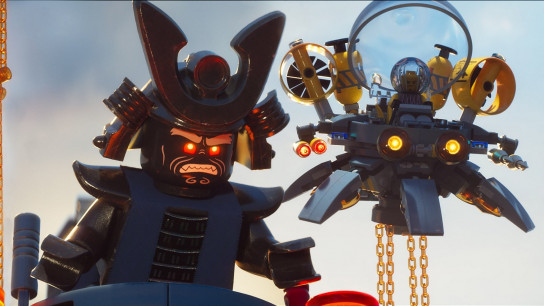 The LEGO Ninjago Movie (2017) Image