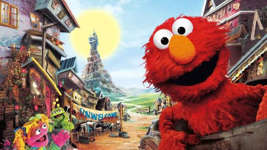 The Adventures of Elmo in Grouchland (1999) Image