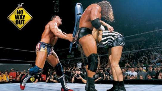 WWE No Way Out 2002 (2002) Image