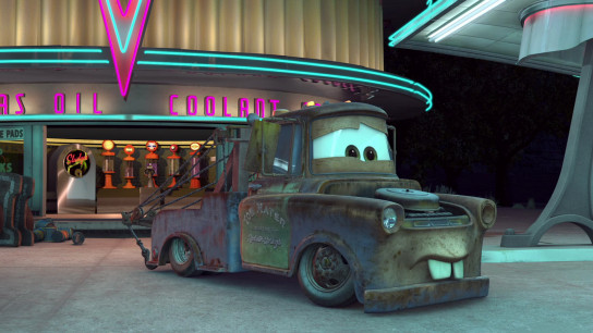 Mater and the Ghostlight (2006) Image