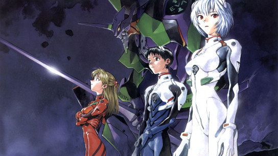 Evangelion: 2.0 You Can (Not) Advance (2009) Image