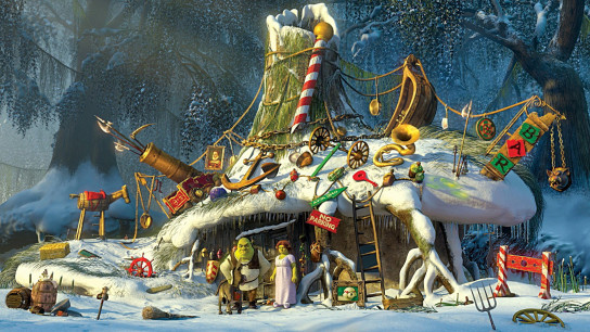 Shrek the Halls (2007) Image