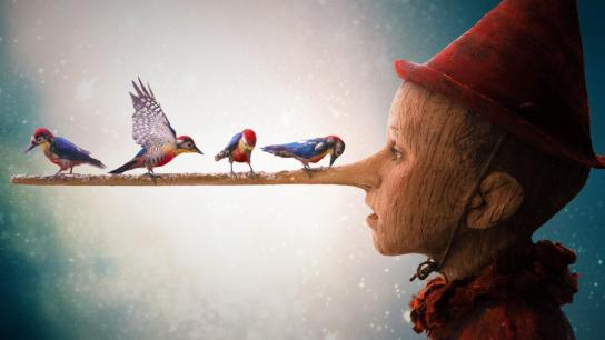 Pinocchio (2020) Image