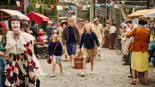 Swallows and Amazons (2016) Image