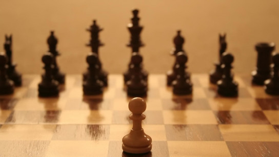 Searching for Bobby Fischer (1993) Image