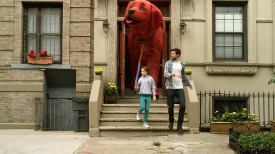 Clifford the Big Red Dog (2021) Image