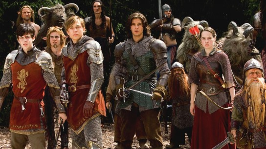The Chronicles of Narnia: Prince Caspian (2008) Image