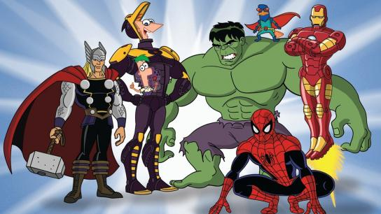 Phineas and Ferb: Mission Marvel (2013) Image