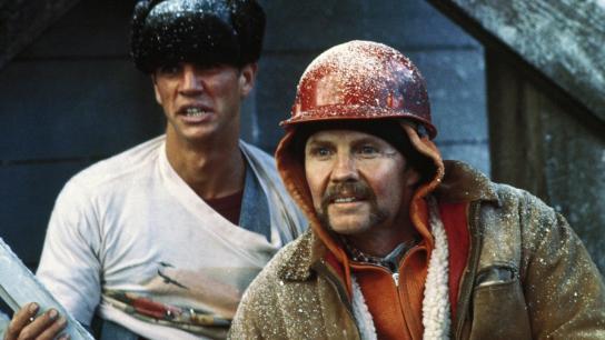 Runaway Train (1985) Image