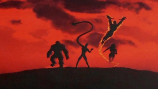 The Fantastic Four (1994) Image