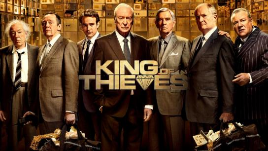 King of Thieves (2018) Image