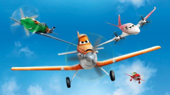 Planes (2013) Image