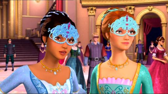 Barbie and the Three Musketeers (2009) Image