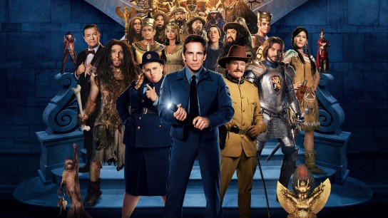 Night at the Museum: Secret of the Tomb (2014) Image