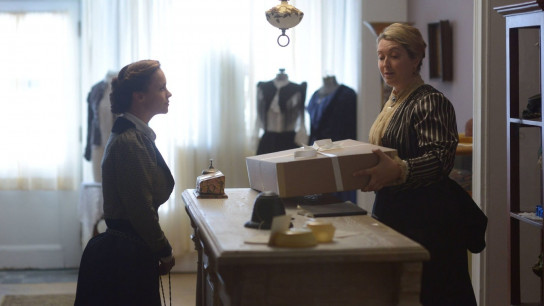 Lizzie Borden Took An Ax (2014) Image