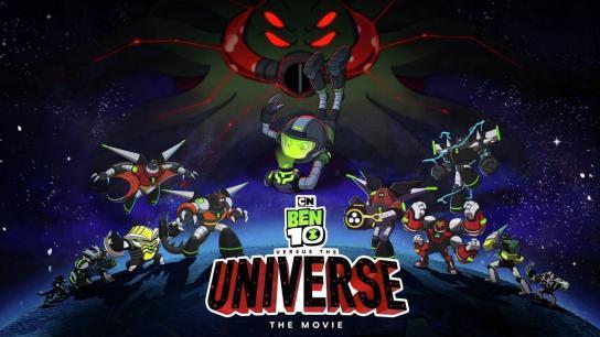 Ben 10 Versus the Universe: The Movie (2020) Image