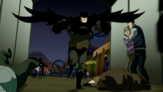 Batman: The Dark Knight Returns, Part 2 (2013) Image