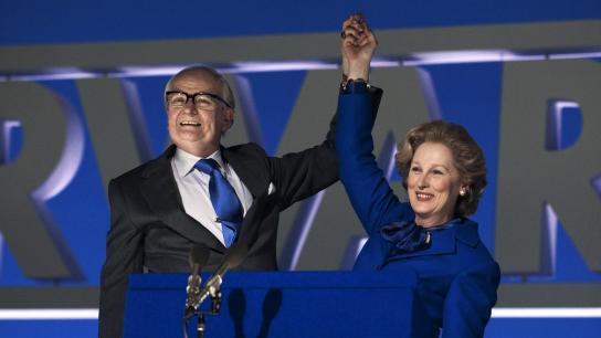 The Iron Lady (2011) Image