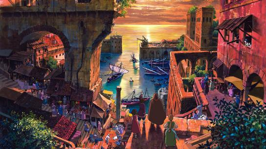 Tales from Earthsea (2010) Image