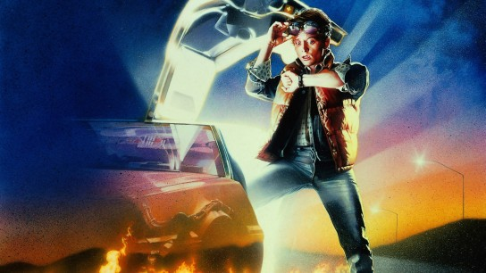 Back to the Future (1985) Image