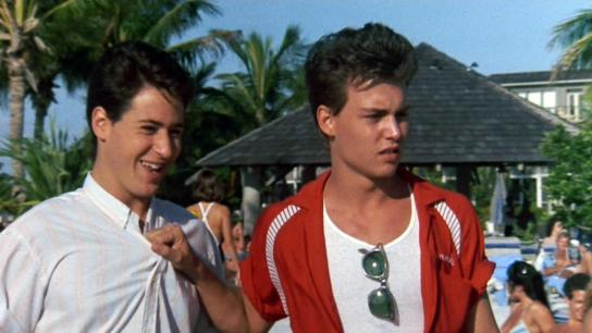 Private Resort (1985) Image