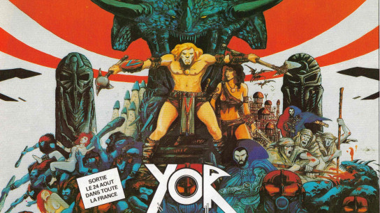 Yor, the Hunter from the Future (1983) Image