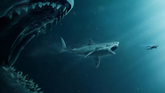 The Meg (2018) Image