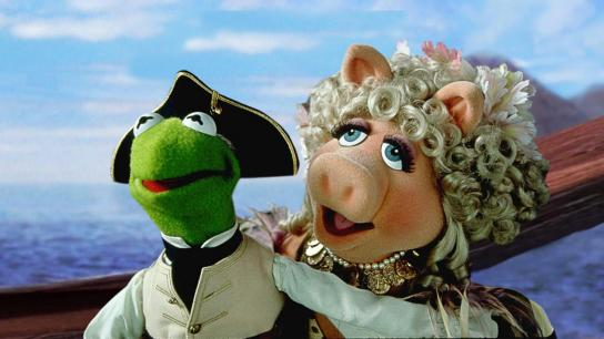 Muppet Treasure Island (1996) Image