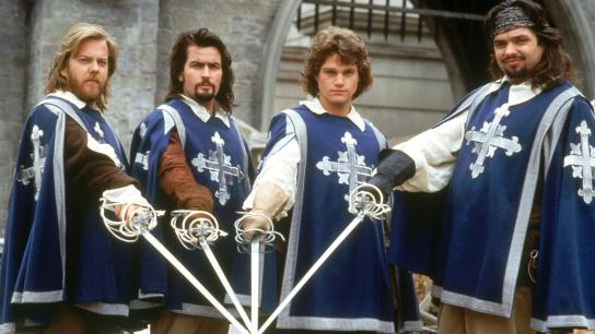 The Three Musketeers (1993) Image
