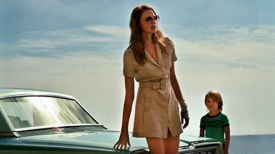 The Lady in the Car with Glasses and a Gun (2015) Image