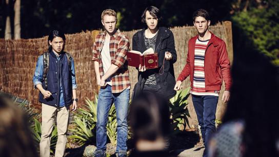 Nowhere Boys: The Book of Shadows Image