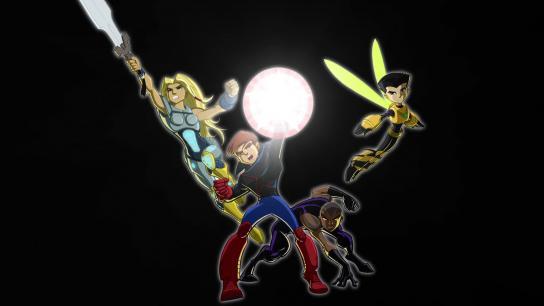 Next Avengers: Heroes of Tomorrow (2008) Image
