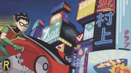 Teen Titans: Trouble in Tokyo (2006) Image