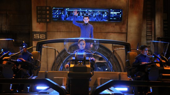 Ender's Game (2013) Image