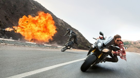Mission: Impossible - Rogue Nation (2015) Image