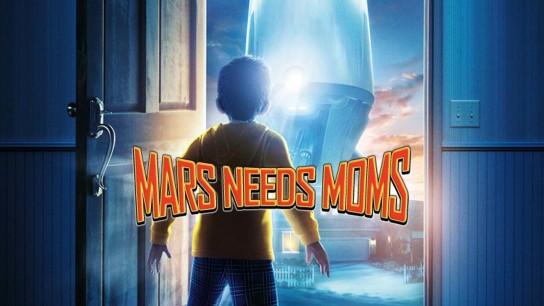Mars Needs Moms (2011) Image
