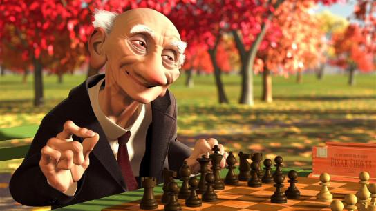 Geri's Game (1997) Image
