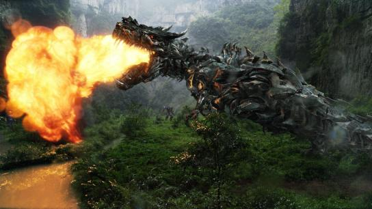 Transformers: Age of Extinction (2014) Image