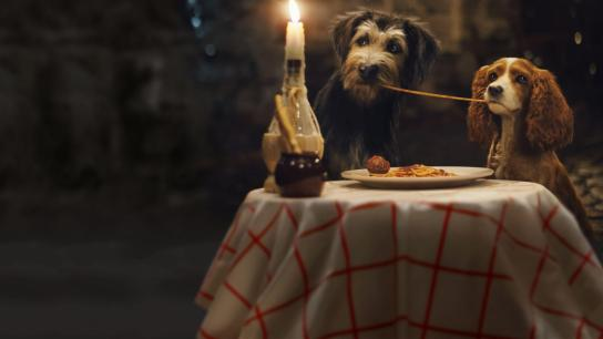 Lady and the Tramp (2019) Image