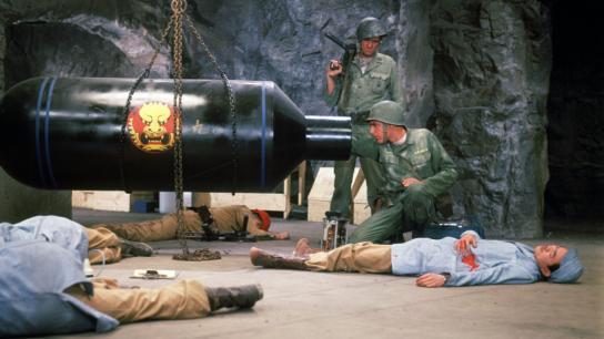 Battle Beneath the Earth (1967) Image