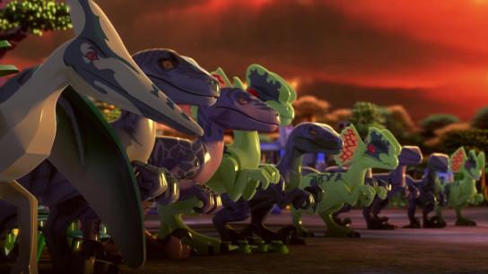LEGO Jurassic World: The Indominus Escape (2016) Image