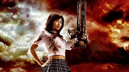 The Machine Girl (2008) Image