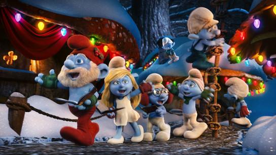 The Smurfs: A Christmas Carol (2011) Image