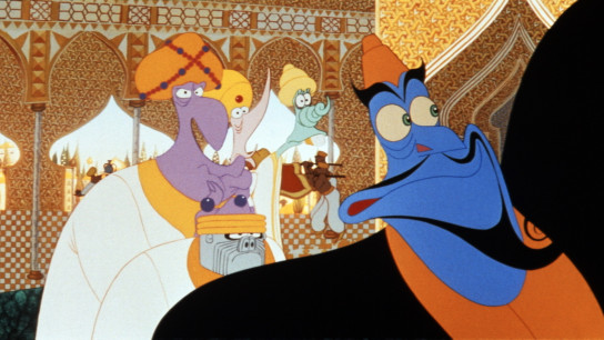 The Thief and the Cobbler (1995) Image